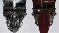Image - Corvo mask concept.jpg - Dishonored Wiki - Wikia
