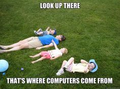 Career memes of the week: cloud computing