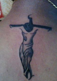 Crucifix Tattoo Designs For Men: The Simple Crucifix Tattoo Designs And Meaning For Men ~ tattooeve.com Tattoo Design Inspiration