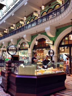 Andriano Zumbo  Queen Victoria Building QVB