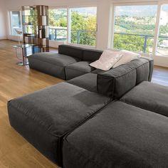 Peanut B design modular sofa - ARREDACLICK