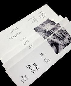 連續摺頁式的履歷設計 | MyDesy 淘靈感