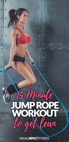 Jumping rope supposedly burns 1,000 calories per hour, not that you will last that long. Here's a 15 minute workout that works well.