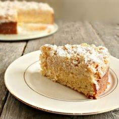 Cream Cheese Crumb Cake by HungryCouple