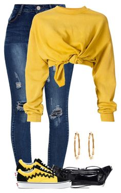 """""""10/27"""" by camgueyana ❤ liked on Polyvore featuring Ottolinger, Vans, rag & bone and Gucci"""