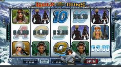 Girls with Guns Frozen Dawn Online Slot Game Miss Kitty, Casino Bonus, Slot, Dawn, Guns, Baseball Cards, Frozen, German, Stars