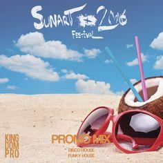 Продолжаем нашу специальную серию промо-миксов для Фестиваля «SUNART» #promomix #sunart2016  Послушать и скачать микс можно в нашей группе ВКонтакте (vk.com/sunartclub)  №3 ca: KINGDOM PRO title: PROMO MIX [3] SUNART FESTIVAL 2016 by: DJ TEMO bpm: 116-127 time: 00:45:32 style: HOUSE, FUNKY HOUSE, DISCO HOUSE  01 Jeremy Juno - Stepped Into My Life (Original Mix) 02 Nelson Leeroy - Touch Me Now (Original Mix) 03 The Family's Jam - Boogie Power (Original Mix) 04 Adri Block - 60 Thrills…
