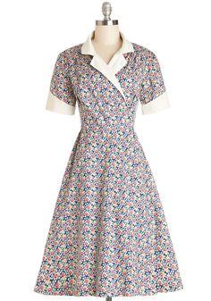 Pretty Impromptu Dress | Mod Retro Vintage Dresses | ModCloth.com
