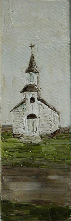 Country Church $75