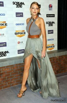 Lanvin на Spike TV Scream Awards 2010