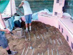 Solar heat with Sand storage