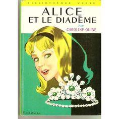 Alice Détective. Alice et le Diademe.