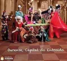 Programa completo del Carnaval de Ourense 2014.
