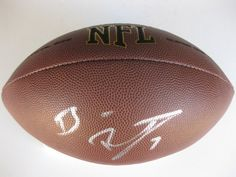 Ben Roethlisberger, Pittsburgh Steelers, Miami Red Hawks, Super Bowl Champs, Signed, Autographed, NFL Football,with Proof + Coa by WILSON. $129.99. THIS IS A SIGNED NFL FOOTBALL.THE FOOTBALL IS SIGNED IN SILVER PAINT PEN *CERTIFICATE OF AUTHENTICITY(COA)-EACH ITEM COMES WITH A COA.ALL MY AUTOGRAPHS ARE 100% AUTHENTIC AND OBTAINED BY ME PERSONALLY. *PROOF PICTURES-THE PROOF PHOTOS IN MY AUCTION MAY NOT ALWAYS BE THE EXACT ITEM YOU ARE BIDDING ON,BUT SHOWS THE A...