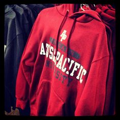 Need an APU hoodie for those chilly days?