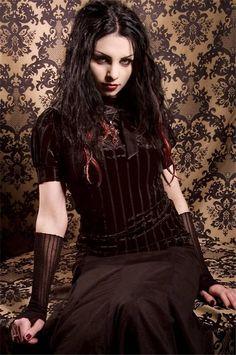 Gothic Gorg #style #fashion