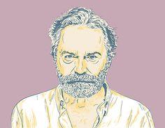 """Check out new work on my @Behance portfolio: """"Haluk Bilginer"""" http://be.net/gallery/48469089/Haluk-Bilginer"""