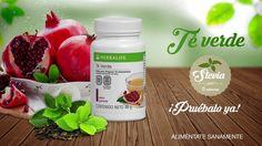 Herbalife México Té de granada www.facebook.com/mynutritiongr
