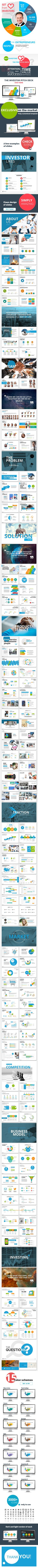 #InvestorsLike Pro Pitch Deck PowerPoint Presentation — Powerpoint PPTX #professional #pitch deck powerpoint • Available here → https://graphicriver.net/item/investorslike-pro-pitch-deck-powerpoint-presentation/18519821?ref=pxcr