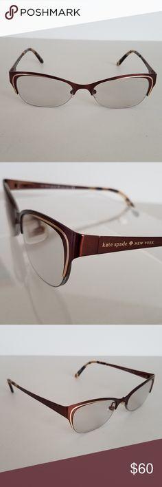 b63b4a33f03 Kate Spade Eyeglass Frames Half rim eyeglass frames by Kate Spade
