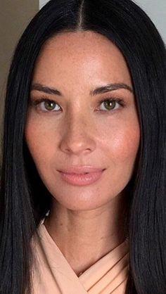 Olivia Munn makeup by Patrick Ta