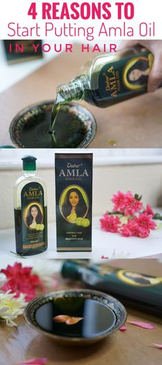 4 Reasons To Start Putting Amla Oil In Your Hair & How To Do It