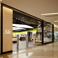 """Thailand's premier Apple retailer, Copperwired, turned to Whitespace to help them create a groundbreaking new retail brand and store prototype that would define digital lifestyle retailing. It's name """".life"""" (pronounced """"dot-life"""") plays on the ubiquitous """"dot-com"""" intended to evoke an instant association with all things for digital lifestyles."""