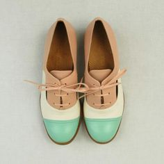Oxfords that I might actually wear