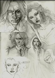 Rumbelle sketches by Patatat on DeviantArt