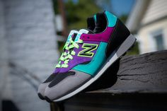 The Reinvented New Balance Trail Buster Is Full Of Color | KicksOnFire.com