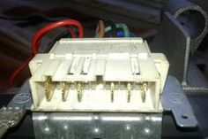 Washing Machine Motor Wiring Diagram : 6 Steps - Instructables Electrical Installation, Electrical Wiring, 3 Way Switch Wiring, Mechanical Force, Washing Machine Motor, Universal Motor, Diy Welding, Wash Brush, Energy Projects