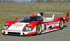 1993 Toyota TS010 Le-Mans