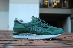 "Asics Gel Lyte V ""Dark Green"""
