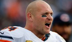 What is Brian Urlacher thinking?