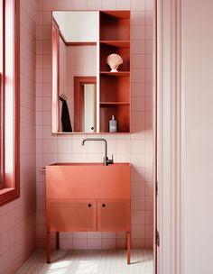 Home Interior Bathroom .Home Interior Bathroom Home Interior Bathroom .Home Interior Bathroom Funky Bathroom, Modern Bathroom, Bathroom Inspo, Bathroom Art, Bathroom Designs, Bathroom Storage, Design Room, Design Studio, Design Design