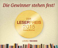 Eine Leidenschaft für Bücher: Leserpreis 2015 Gewinner