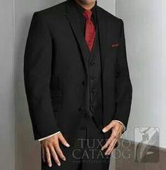 Man's suit/tuxedo