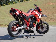 2014-01-26 Yamaha XT 660