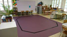 Ma classe en aires Montessori chez Mimi