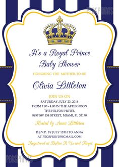 Little prince baby shower invitation navy blue and silver little little prince baby shower invitation navy blue and silver little prince baby shower birthday pinterest glitter cards and babies filmwisefo