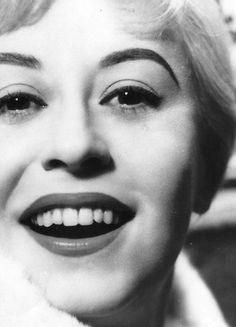 Giulietta Masina, star of the exceptional La Strada