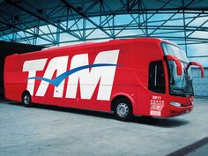 TAM Airlines by Carlos Nogueira, via Behance