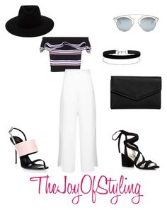 """""""Tuesday Trends"""" by thejoyofstyling on Polyvore featuring MSGM, Miss Selfridge, Kenneth Cole, LULUS, Christian Dior, rag & bone and Giuseppe Zanotti"""
