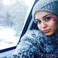 "In support of the Free the Nipple campaign which aims to help fight sexism, Miley Cyrus, posted a topless photograph to her Instagram page. The whole idea behind the Free the Nipple slogan is that if men can go shirtless, why can't women? She captioned the image with: ""Some lame ass deff gonna [flag] that [s**t] but f**kkkkkkk it #practicewhatchupreach #FreeTheNipple #FreedatS**t,"" The image was originally featured in a ..."