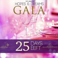 @Regrann from @hopesanddreams_gala -  THE COUNTDOWN BEGINS!!! 25 days till the most anticipated gala of the year! The Hopes and Dreams Gala present to you by @alishajanniff and @billionairevnts! Proceeds to the @diabetescanada Come celebrate in style, with an evening full of glitz, glamour, entertainment  and much more. Come out and support a great cause.  Make sure to follow us on IG @hopesanddreams_gala and Facebook: Hopesanddreamsgala  TICKETS NOW AVAILABLE! $60 general tickets include…