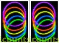 neon dance party ideas | GLOW NECKLACES STICKS PARTY FAVORS RAVE NEON LIGHT COLORS FREE SHIP