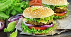 15 recettes variées de burgers végétariens - Veggie burger aux légumes - Cuisine AZ