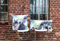 #firesalamander #photography #water #cushion #organic #gots // #feuersalamander #fotografie #wasser #kissen #bio #öko