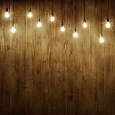 Light bulbs on wood. Light bulbs on dark wooden background , L Wallpaper, Flower Background Wallpaper, Wallpaper Backgrounds, Chroma Key, Green Screen Backgrounds, Flower Backgrounds, Rustic Background, Lights Background, String Lights Outdoor