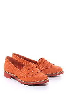 Esprit sneaker voor dames kopen in de online shop Loafers, Orange, Casual, Outfits, Shopping, Shoes, Fashion, Travel Shoes, Outfit